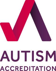 Autism Accreditation logo