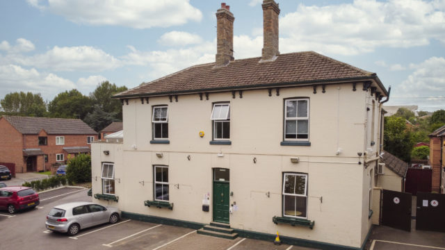 Main Site Mountsorrel, a converted guest house