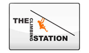 The Climbing Station logo
