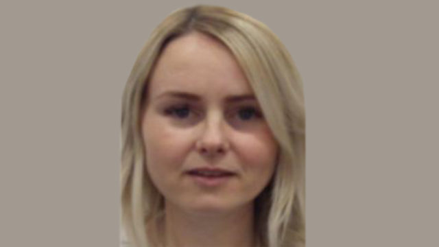 Headshot of Occupational Therapist Kirsty Clark looking at the camera