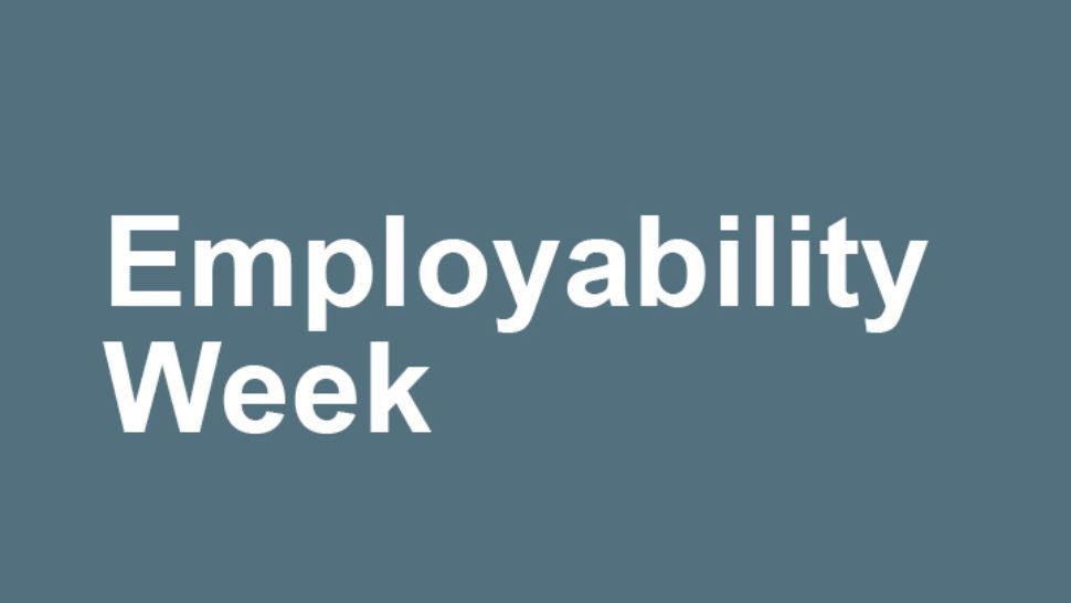 Employability Week graphic