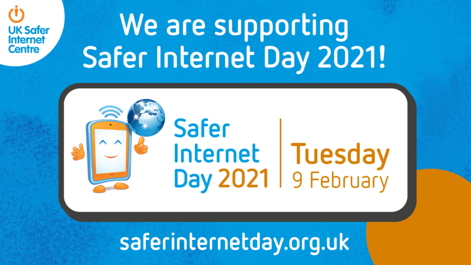 Safer Internet Day - Tuesday 9 February